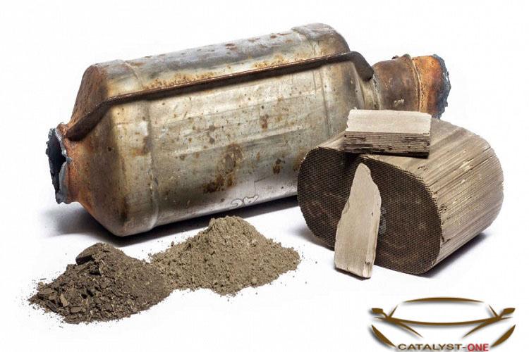 خاک کاتالیزور چقدر ارزش دارد